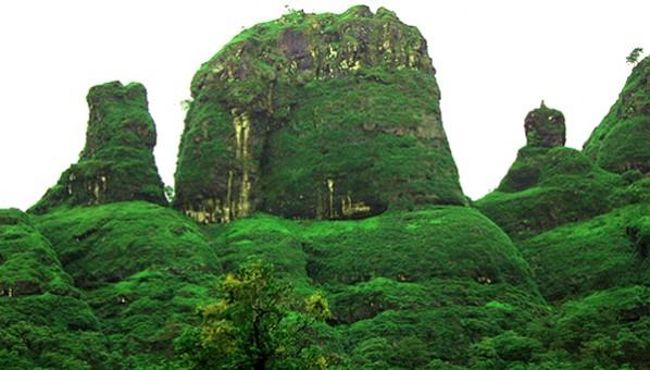 Navra Navri Ridge