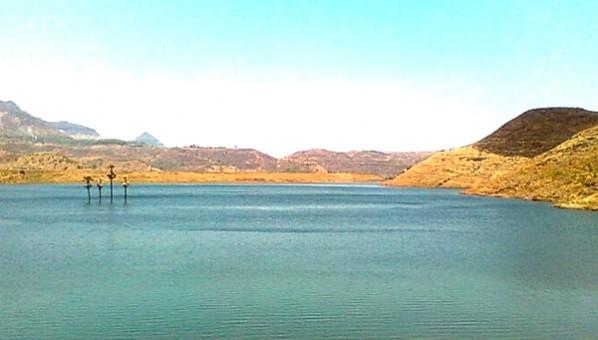 Pali Bhutivali Dam