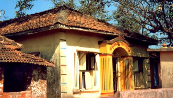Sai Baba Temple at Bhivpuri