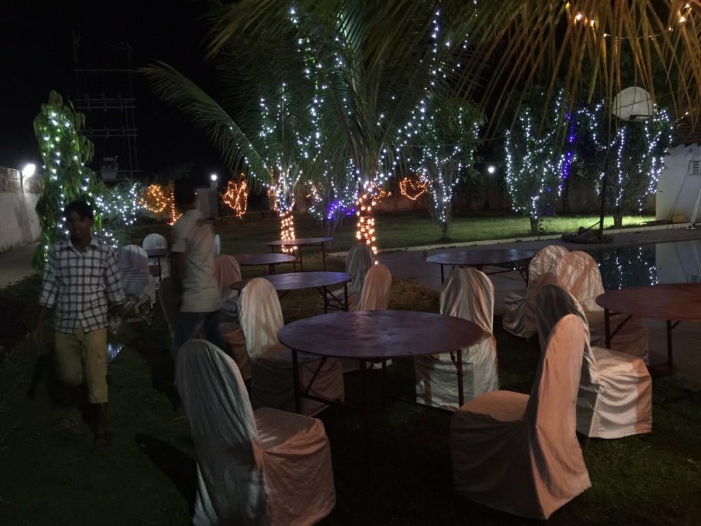 Corporate party at KarjatVilla